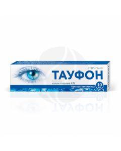Taufon drops 4%, 10ml | Buy Online