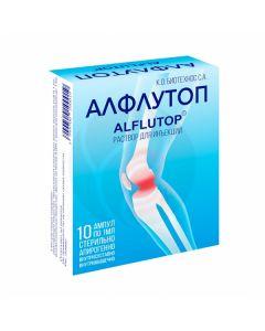 Alflutop solution for injection, 1ml # 10 | Buy Online