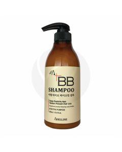 Adelline BB Shampoo shampoo against hair loss, 500ml | Buy Online