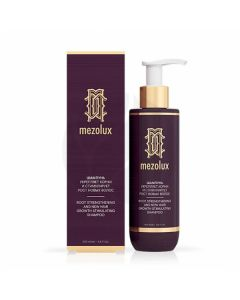 Librederm Mesolux shampoo strengthening roots and stimulating new hair growth, 200ml | Buy Online
