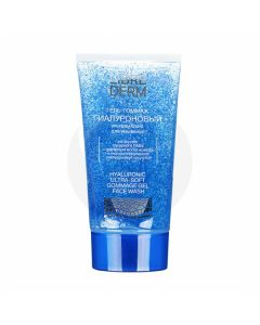 Librederm Hyaluronic collection Ultra-soft gel-gommage for washing, 150ml   Buy Online