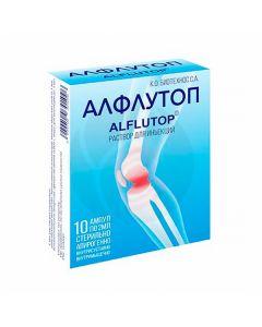 Alflutop solution for injection 2ml, No. 10 | Buy Online
