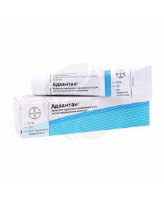Advantan cream 0.1%, 15g   Buy Online