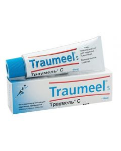 Buy cheap Homeopatycheskyy composition   Traumeel C ointment, 100 g online www.buy-pharm.com