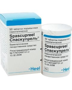 Buy cheap Homeopathic composition | Spaskuprel tablets, 50 pcs. online www.buy-pharm.com