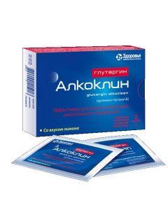 Buy cheap arginine glutamate | Glutargin alkocline 1g sachets 2 pcs. online www.buy-pharm.com