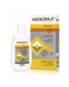 Buy cheap Ketoconazole | Nizoral medicinal shampoo 2% 120 ml online www.buy-pharm.com