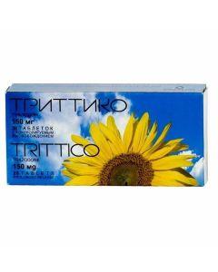 Buy cheap trazodone | Trittiko prolonged action tablets 150 mg 20 pcs. online www.buy-pharm.com