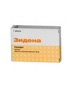 Buy cheap Udenafyl | Ziden tablets 100 mg, 1 pc. online www.buy-pharm.com