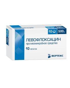 Buy cheap Levofloxacin | Levofloxacin tablets are coated.pl.ob. 500 mg 10 pcs. online www.buy-pharm.com