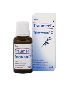 Buy cheap Homeopatycheskyy composition | Traumeel C drops for oral administration, 30 ml online www.buy-pharm.com
