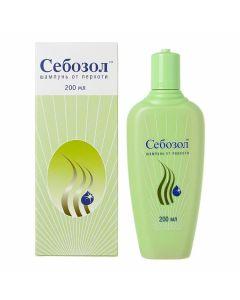 Buy cheap Ketoconazole | Sebozole shampoo, 200 ml online www.buy-pharm.com