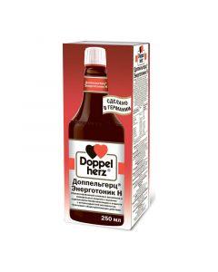 Buy cheap Multivitamins, Other | Doppelherz Energotonik-N bottles of 250 ml online www.buy-pharm.com