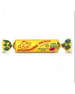 Buy cheap Askorbynovaya kyslota | Ascorbic acid twist, Watermelon 10 pcs. online www.buy-pharm.com