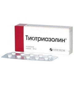 Buy cheap Morpholine-Methyl-Triazolyl-Thioacetate | Thiotriazoline tablets 100 mg, 50 pcs. online www.buy-pharm.com