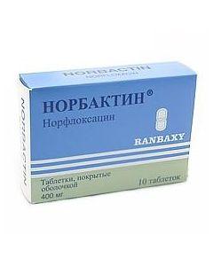 Buy cheap norfloxacin   Norbactin tablets 400 mg 20 pcs. pack online www.buy-pharm.com