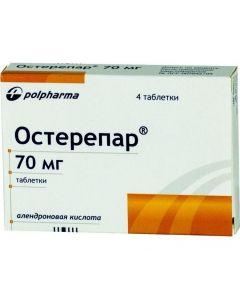 Buy cheap Alendronovaya acid | Osterepar tablets 70 mg, 4 pcs. online www.buy-pharm.com