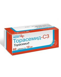 Buy cheap Torasemyd   Torasemide-SZ tablets 10 mg 60 pcs. online www.buy-pharm.com