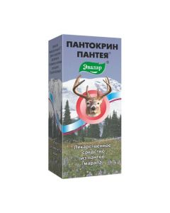 Buy cheap Deer antlers extra.   Pantocrine Panthea liquid extract 50 ml online www.buy-pharm.com