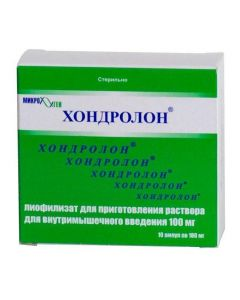 Buy cheap chondroitin sulfate | Chondrolone ampoules 100 mg, 10 pcs. online www.buy-pharm.com
