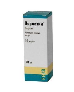 Buy cheap Cetirizine | Parlazin oral drops 10 mg / ml 20 ml online www.buy-pharm.com