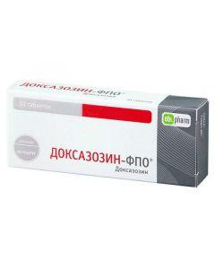 Buy cheap Doxazosin | Doxazosin-FPO tablets 2 mg 30 pcs. online www.buy-pharm.com