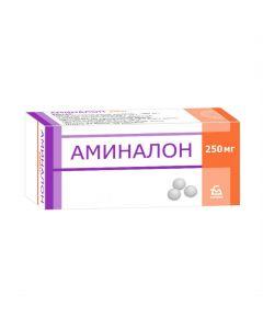 Buy cheap Gamma aminobutyric acid | Aminalon tablets 250 mg, 100 pcs online www.buy-pharm.com