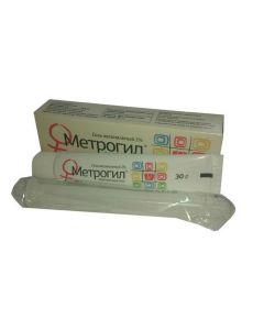 Buy cheap metronidazole   Metrogyl gel vaginal 10 mg / g, 30 g online www.buy-pharm.com