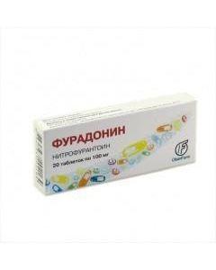 Buy cheap nitrofurantoin | Furadonin tablets 100 mg, 20 pcs. online www.buy-pharm.com