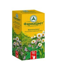 Buy cheap Air rhizomes, peppermint leaves, chamomile flowers, licorice roots, dill fruits | Phytogastrol gastrointestinal collection pack, 50 g online www.buy-pharm.com
