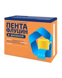 Buy cheap Askorbynovaya acid, calcium gluconate, caffeine, paracetamol, rutoside | Pentaflucin daily granules 5 g sachets 5 pcs. online www.buy-pharm.com