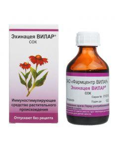 Buy cheap echinacea purple grass | Echinacea Vilar juice 50 ml online www.buy-pharm.com