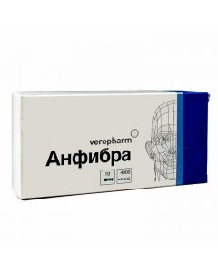 Buy cheap enoksaparyn sodium | Anfiber injection for 10 thousand anti-Xa ME / ml, 0.400 ml ampoules 10 pcs. online www.buy-pharm.com