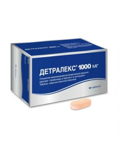 Buy cheap hesperidin, diosmin | Detralex tablets 1000 mg 60 pcs. online www.buy-pharm.com