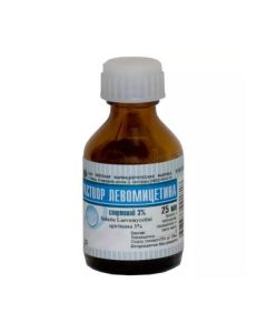 Buy cheap Chloramphenicol | 25vom 365% 1v Levomycet 349 465% levomycetin 1%, 3 ml online www.buy-pharm.com