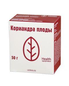Buy cheap coriander plod | Coriander fruit 50 g online www.buy-pharm.com