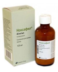 Buy cheap posaconazole | Noxafil suspension for oral administration 40 mg / ml 105 ml online www.buy-pharm.com