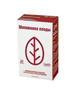 Buy cheap Shypovnyka plod | Rosehip fruit filter pack 1.5 g 20 pcs. online www.buy-pharm.com