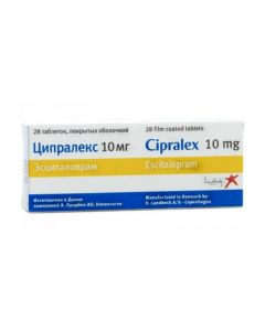 Buy cheap erythromycin p2srorew494 d7 f estsytalopram | Cipralex tablets 10 mg 28 pcs. online www.buy-pharm.com