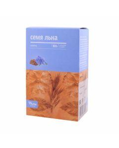 Buy cheap flax posevnoho seeds | Flax seeds pack , 100 g online www.buy-pharm.com