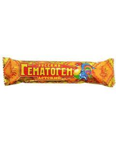 Buy cheap Gematogen | Hematogen Russian for children, 40 g online www.buy-pharm.com