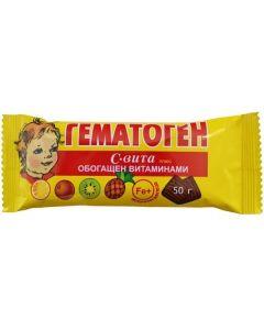 Buy cheap Hematogen | Hematogen Russian Hematogen d940f, walnut grilled, 440 gr. 50 g online www.buy-pharm.com