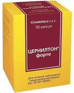 Buy cheap drug rastitelno origin | Cernilton Forte capsules, 50 pcs. online www.buy-pharm.com