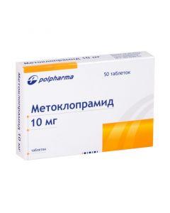 Buy cheap metoclopramide | metoclopramide tablets 10 mg, 50 pcs. online www.buy-pharm.com