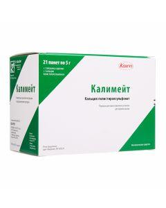Buy cheap calcium polystyrolsulfonat | Kalimeyt powder d / pr.susp.d / internal application 5 g sachets 21 pcs. online www.buy-pharm.com