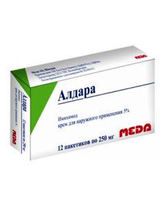 Buy cheap Imihimod | Aldara cream 5%, 250 mg, sachets 12 pcs. online www.buy-pharm.com