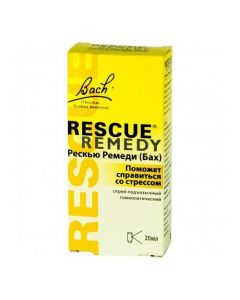 Buy cheap Homeopatycheskyy composition | Rescue Remedi (Bach) sublingual spray, 20 ml online www.buy-pharm.com