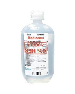 Buy cheap Hydroksyetylkrahmal   Voluven bottle 6%, 500 ml, 10 pcs. online www.buy-pharm.com