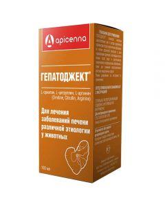 Hepatodeject 100ml - cheap price - buy-pharm.com