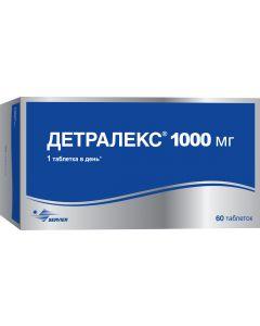 Buy DETRALEX 1.0 N60 TABLES P / CAP / SHELL | Online Pharmacy | https://buy-pharm.com